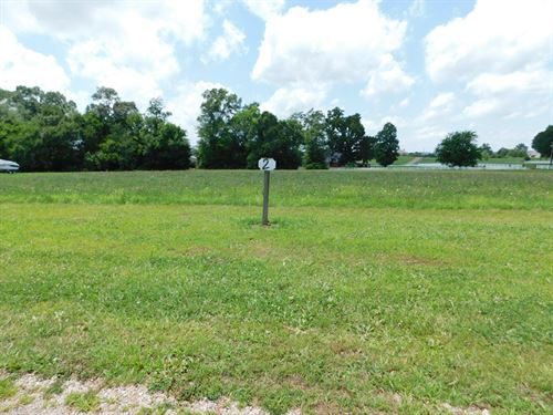 Land Ready To Build Near Tn River : Savannah : Hardin County : Tennessee