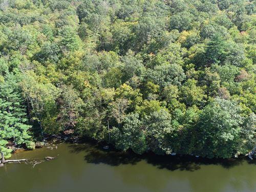 Swinging Bridge Reservoir Site : Forestburgh : Onondaga County : New York