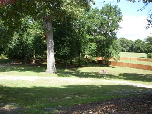 Vacant Residential Lot in The Coun : Eufaula : Barbour County : Alabama