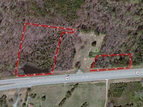 Ready To Build Buggs Island Lake : Boydton : Mecklenburg County : Virginia