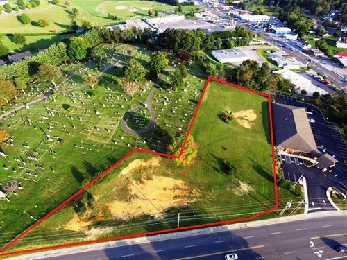Commercial Lot Downtown : Wytheville : Wythe County : Virginia