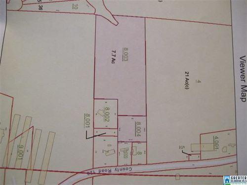 8.7 Unrestricted Lake Front Acres : Wedowee : Randolph County : Alabama