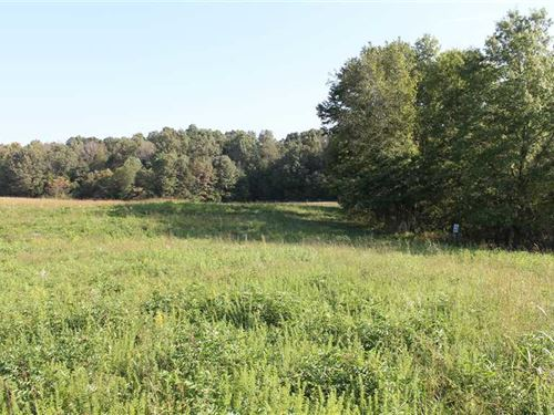 3.8 Acre Building Lot, Rural And : Hardyville : Hart County : Kentucky