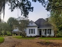 6 Acres With A Home In Lincoln Coun : Brookhaven : Lincoln County : Mississippi
