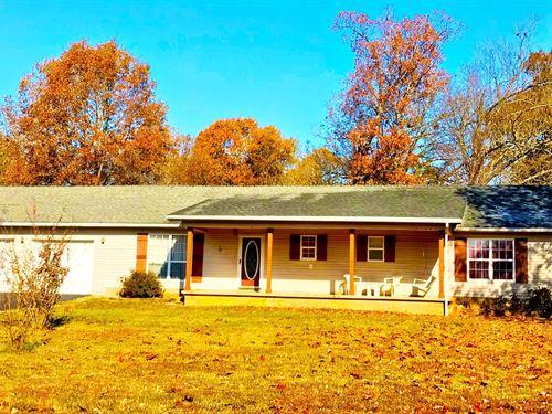 Randolph County AR Home 19 Acres : Imboden : Randolph County : Arkansas