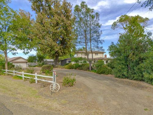 Horse Property For Sale In Winters Ca