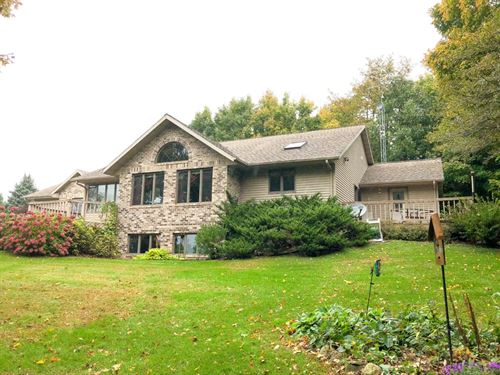 Custom Built Home In Theresa Wi : Theresa : Washington County : Wisconsin