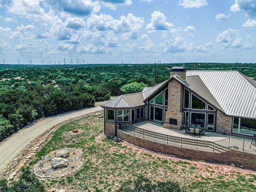 Luxury Home With Acreage : Tuscola : Taylor County : Texas