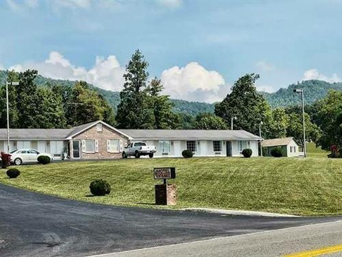 Wytheville, Va, Motel, Residence : Max Meadows : Wythe County : Virginia