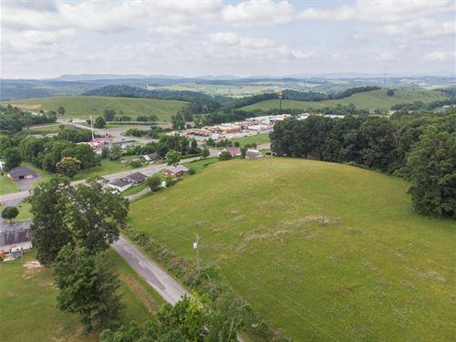 Wytheville, Va, 16 Acres Rental : Max Meadows : Wythe County : Virginia