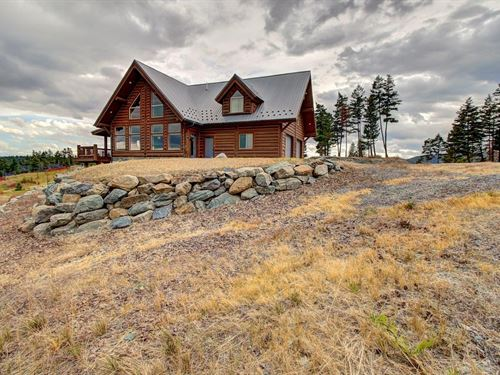 Serious Views : Kalispell : Flathead County : Montana