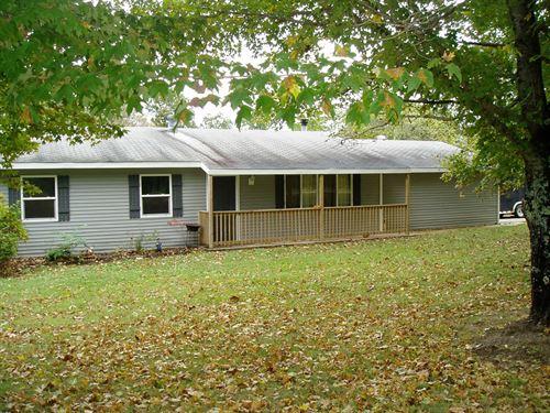 4 Bedroom 1 Bath Home in S.E, MO : Marble Hill : Bollinger County : Missouri