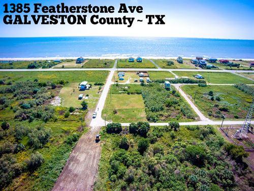 .46 Acres In Galveston County : Gilchrist : Galveston County : Texas