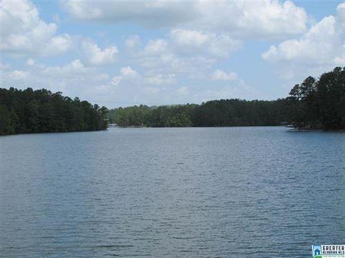 Point Lot On Lake Wedowee : Wedowee : Randolph County : Alabama