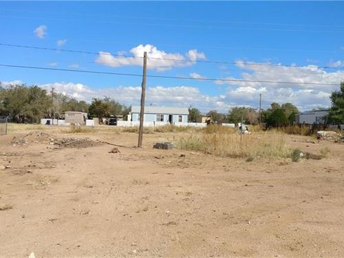 Great Lot Paved Road.13 Acres New : Kingman : Mohave County : Arizona