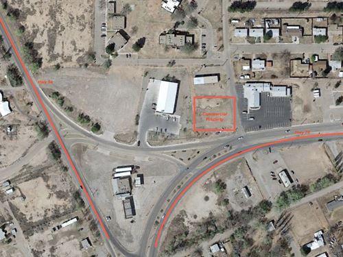 Commercial Lot Tularosa : Tularosa : Otero County : New Mexico