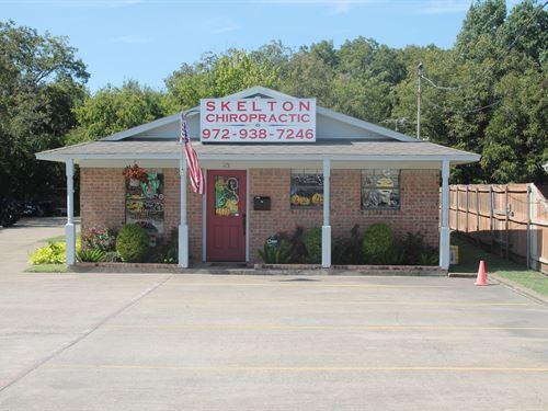 Commercial Building Ellis County : Waxahachie : Ellis County : Texas