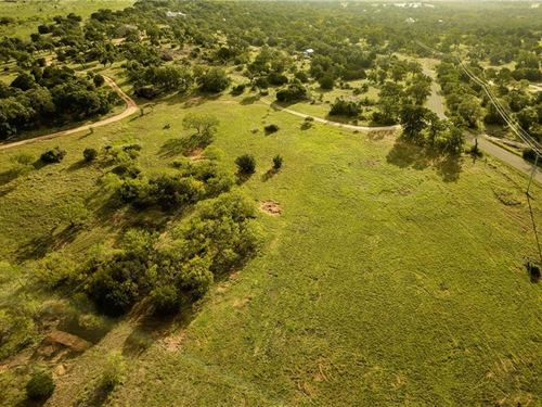 Texas Hill Country Land : Burnet : Texas