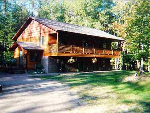 17791 Skanee Rd Mls 1111596 : L'anse : Baraga County : Michigan