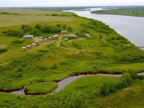 Remote Fishing Lodge & Cabin Busin : Dillingham : Alaska
