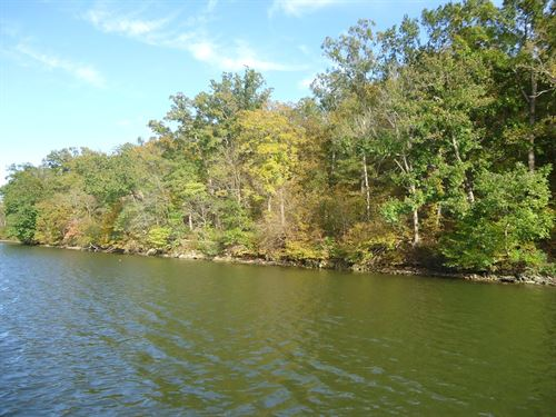 5 Lake Front Lot Lake Ozarks : Gravois Mills : Morgan County : Missouri