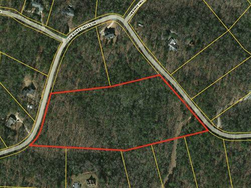 Wooded Acreage : Pickens : South Carolina