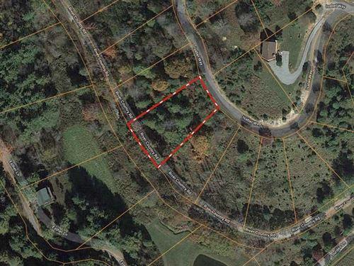 Lot For Sale Piney Creek, NC : Piney Creek : Alleghany County : North Carolina