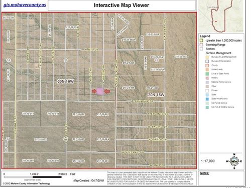Wonderful Off Grid Property, Great : Golden Valley : Mohave County : Arizona