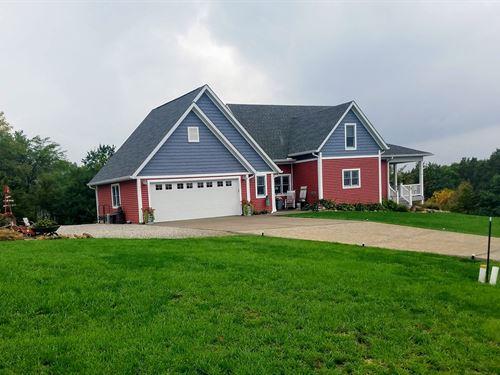 Home Lake Thunderhead, North MO : Unionville : Putnam County : Missouri