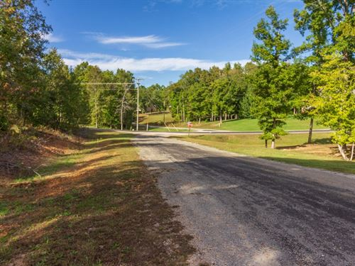 Great Building Lot Established : Selmer : McNairy County : Tennessee