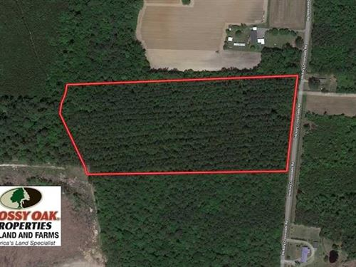 Under Contract, 14.72 Acres of Re : Kenly : Johnston County : North Carolina