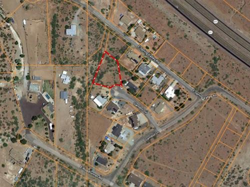 Building Lot Town Spring Valley, AZ : Spring Valley : Yavapai County : Arizona