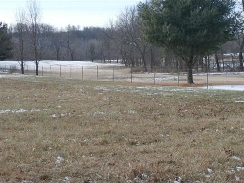 Lot Overlooking Golf Course : Aurora : Lawrence County : Missouri