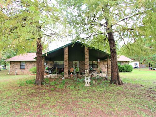 Country Home Land Property Powderly : Powderly : Lamar County : Texas
