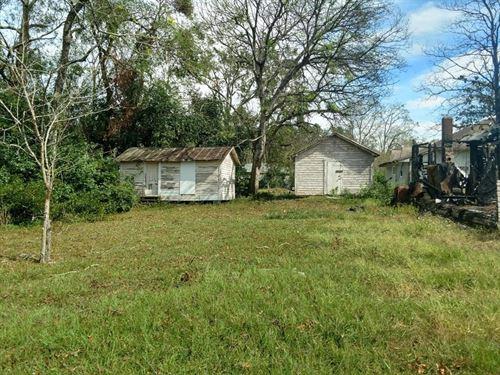 Building Lot : Ashford : Houston County : Alabama