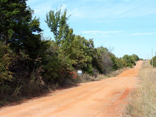 Central Oklahoma Acreage, Perkins : Perkins : Lincoln County : Oklahoma