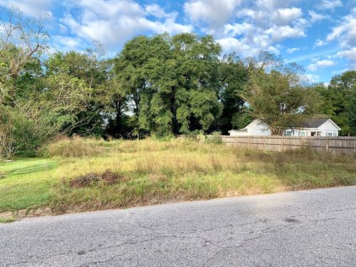 80 x 160 Lot PM S Academy Street : Hartford : Geneva County : Alabama