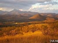 Arizona Lake Country Homesite : Patagonia : Santa Cruz County : Arizona