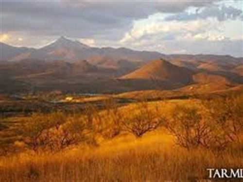 Arizona Lake Country Homesite : Patagonia : Santa Cruz County : Arizona