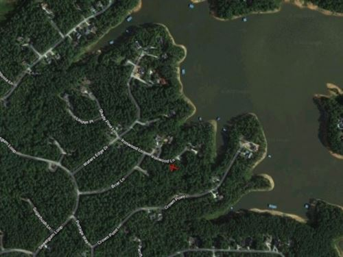 Exclusive Lot For Sale By Owner : McCormick : South Carolina