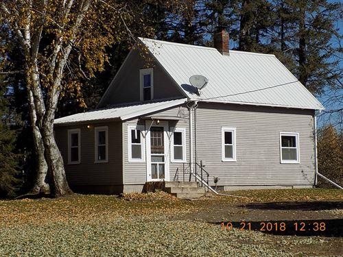 20 ac Hobby Farm Aitkin Co, 3 Bed 1 : Finlayson : Pine County : Minnesota