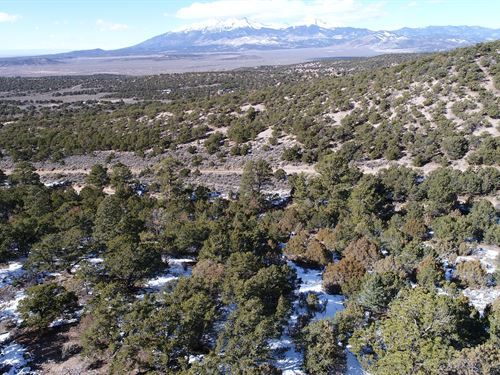 The American Dream On 5Ac Of Land : Fort Garland : Costilla County : Colorado