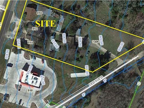 Commercial Site, Belton Texas 76513 : Belton : Bell County : Texas