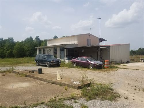 Tennessee Apartment Commercial Land : Lawrenceburg : Wayne County : Tennessee
