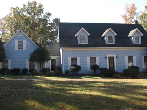 Country Home Savannah, TN Garage : Savannah : Hardin County : Tennessee