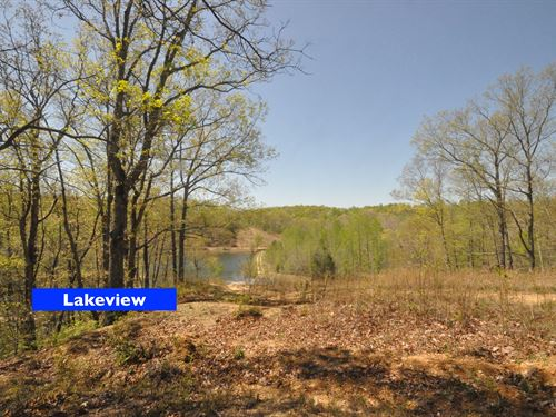Estate Lot On Private Lake : Lawrenceburg : Wayne County : Tennessee
