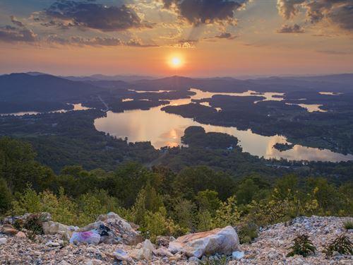 Lake James Lake Lot : Nebo : Burke County : North Carolina