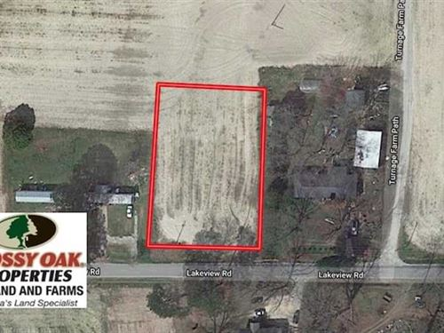 .70 Acre Residential Lot For Sale : La Grange : Greene County : North Carolina