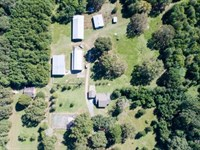 7 Ac, Home And Acreage : Greensburg : Saint Helena Parish : Louisiana