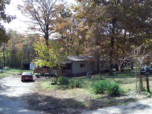 Home & Bonus Cabin Hwy : Piedmont : Wayne County : Missouri